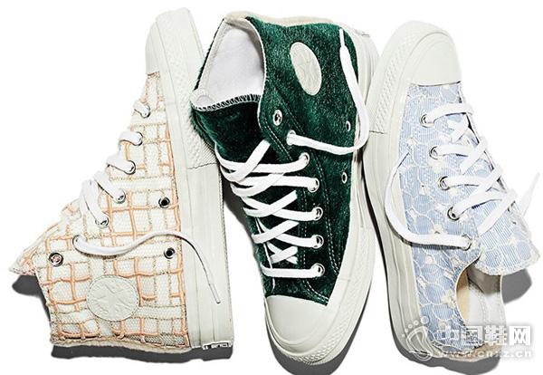 资讯生活Converse与Strimps推出Runway限定Faux Fur鞋款