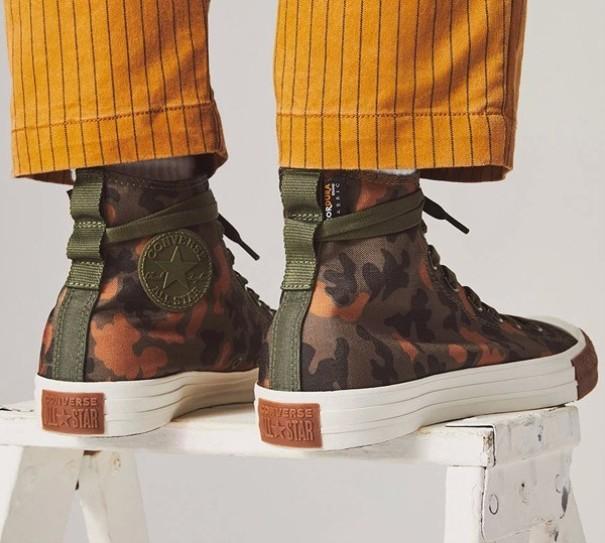 资讯生活Converse再度携手CORDURA打造全新联名鞋款
