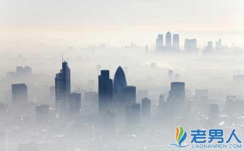 资讯生活PM25雾霾来了北京红色警戒打起环境保卫战