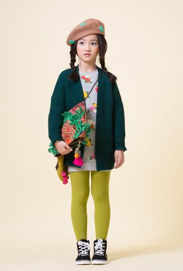 资讯生活时尚小鱼童装让小小学霸也时尚