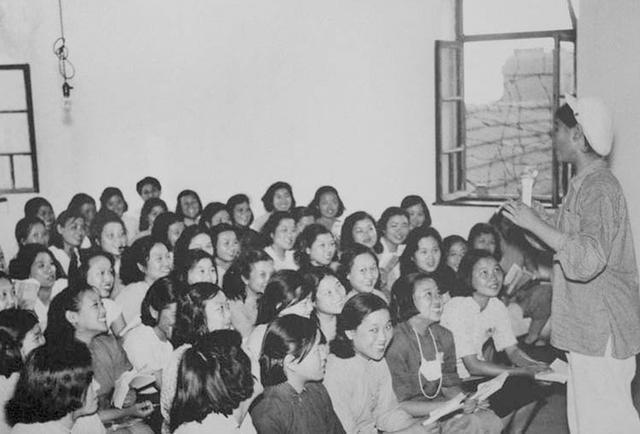 新中国成立之初封闭妓院改造妓女实况
