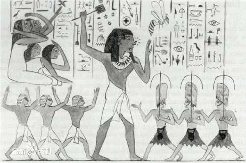 世界上最早出现的国家埃及第一王朝