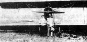新中国第一架飞机在广州上空试飞成功